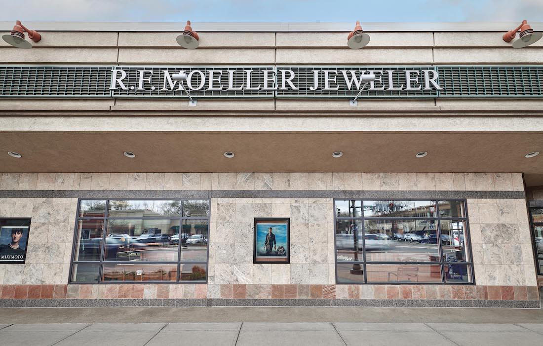 RF Moeller St Paul Storefront.