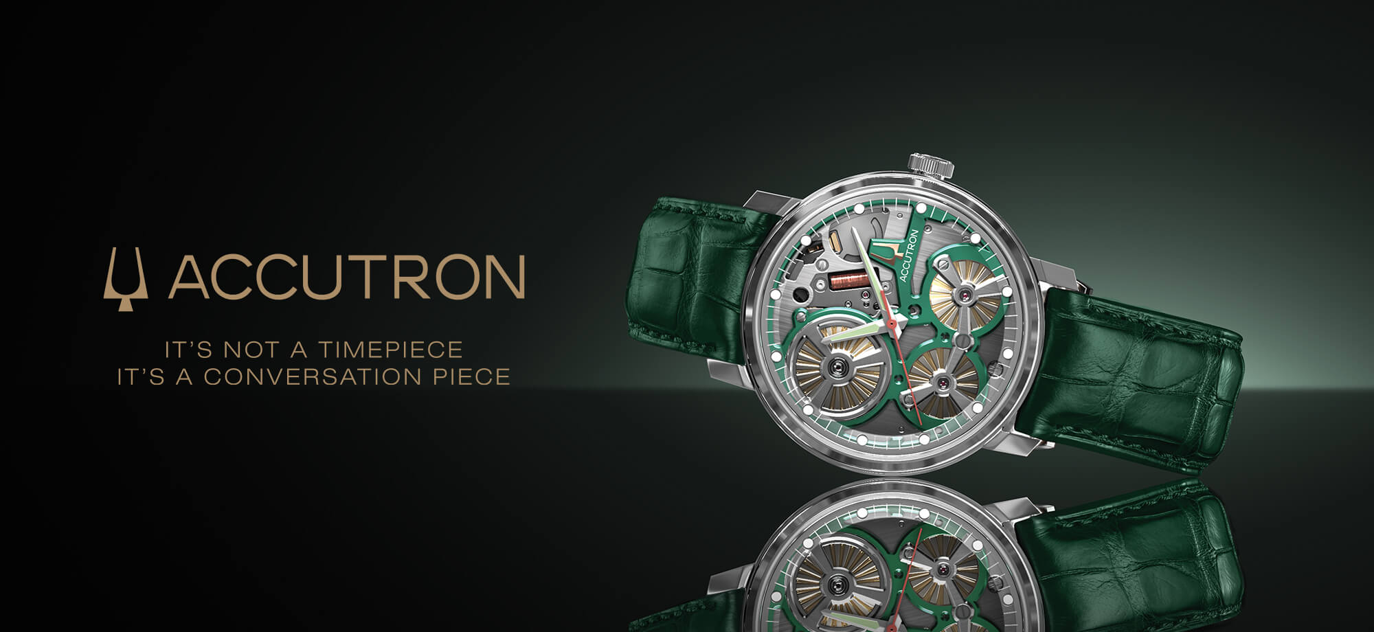 View Accutron Watches at RF Moeller